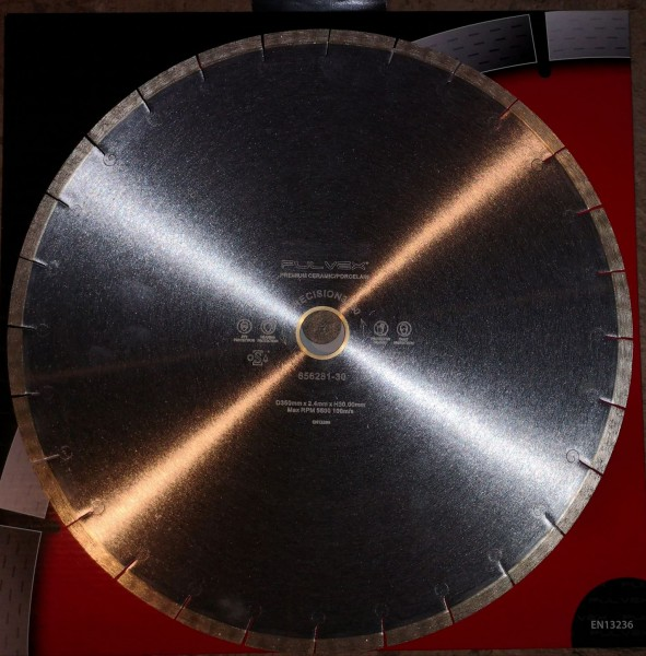 Premium Table Saw Blades for Porcelain