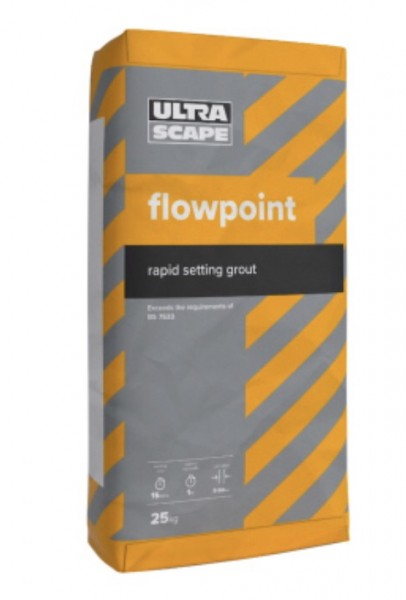 Flowpoint Smooth Grout Single Bags