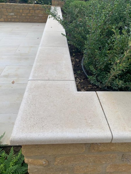 Bespoke Natural Stone Paving