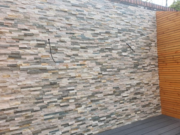 Natural Split Stone Cladding