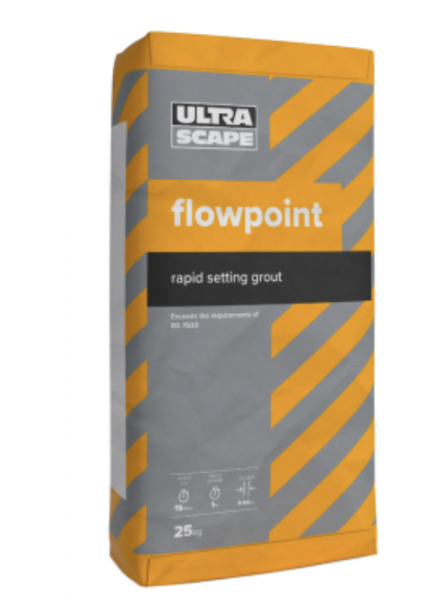 Ultrascape Flowpoint Smooth Grout Full Pallets