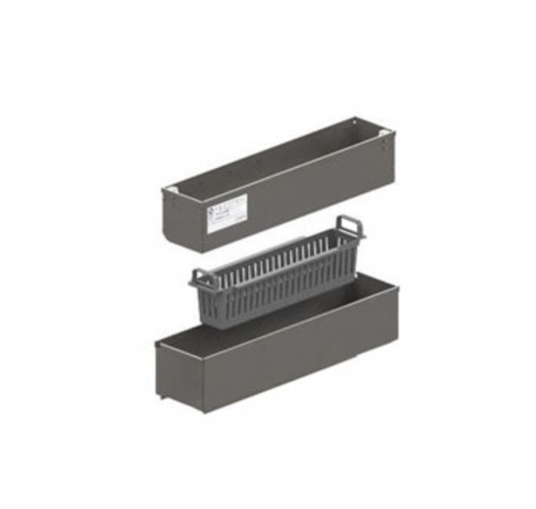 Galvanised Drainage Channels Sump Unit