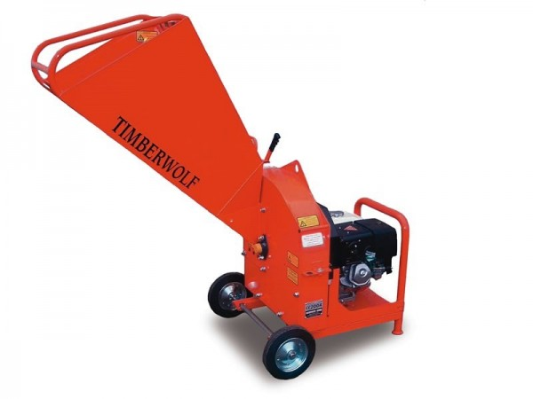 75mm Chipper Shredder Hire