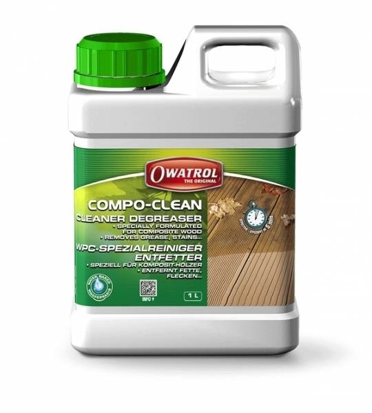 ALS Compo Clean Composite Wood Cleaner