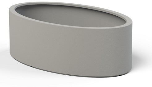 Ellipse Fibreglass Planters