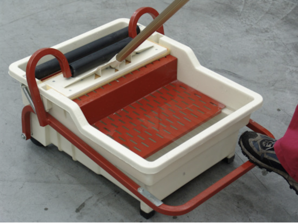 ALS Pedalo Large Floor Washboy Kit No Cuts On Sponge