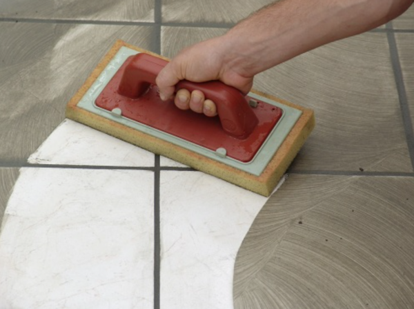 Cement & Resin Grout Cleaning Sponge Floats