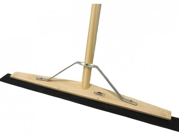 Wooden Backed Squeegee