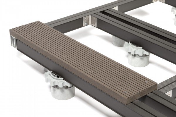 Substructure Decking Connectors