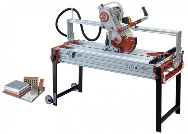 Zoe 130cm Advanced Wet Saw With Disc