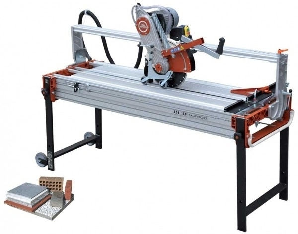 Zoe 150cm Advanced Wet Saw With Disc